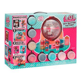 L.O.L. Surprise DIY Glitter Factory Giochi Preziosi