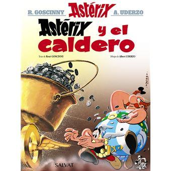 Astérix  Nª 13 - Astérix y el caldero