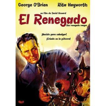 El renegado - DVD