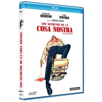 Los secretos de la Cosa Nostra - Blu-Ray