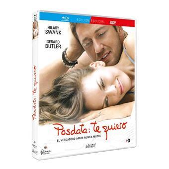 Posdata: te quiero - Blu-Ray + DVD