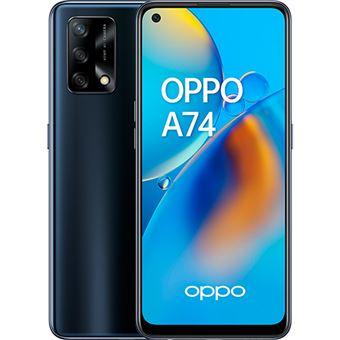 OPPO A74 6,49'' 128GB Negro