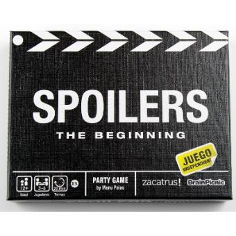Spoilers the Beginning