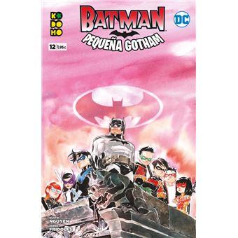 Batman: Pequeña Gotham 12 grapa