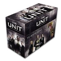 Pack The Unit (Serie completa) - DVD