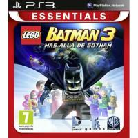 LEGO Batman 3: Más Allá de Gotham Essentials PS3