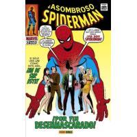 Marvel Gold. El asombroso Spiderman. ¡Por fin desenmascarado!