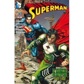 Superman 26 Grapa