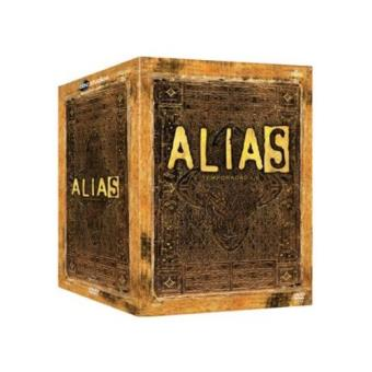 Alias - Temporadas 1-5 - DVD