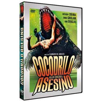 Cocodrilo asesino - DVD