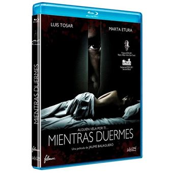Mientras duermes - Blu-Ray