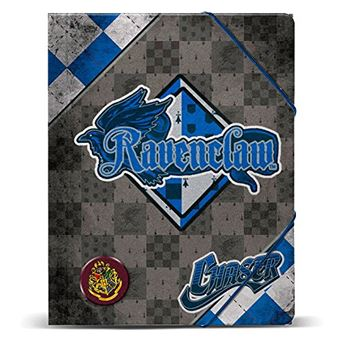 Carpeta A4 Harry Potter Quidditch Ravenclaw