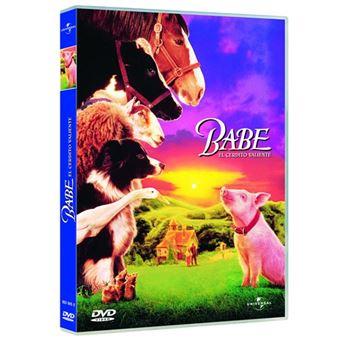 Babe, el cerdito valiente - DVD