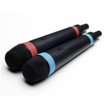 Micrófonos Inalámbricos Singstar para PS3