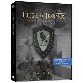 Juego de TronosJuego de tronos - Temporada 4 - Steelbook Blu-Ray