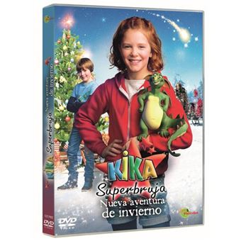 Kika Superbruja: nueva aventura de invierno - DVD