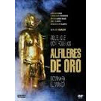 Alfileres de oro - DVD