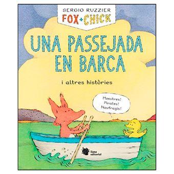 Fox + Chick. Una passejada en barca i altres històries