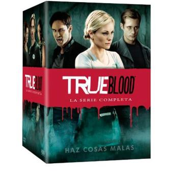 Pack True Blood  Serie Completa - DVD