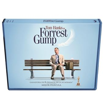 Forrest Gump Ed Horizontal - Blu-ray