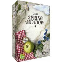 Spring meadow. Tablero