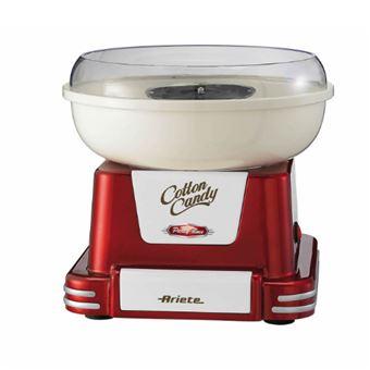 Máquina de algodón de azúcar Ariete Party Time Rojo