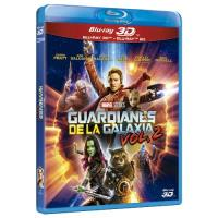 Pack Guardianes de la galaxia 2 - Blu-ray + 3D