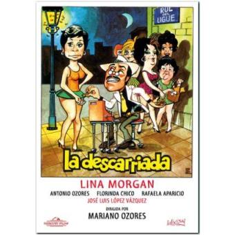 La Descarriada - DVD