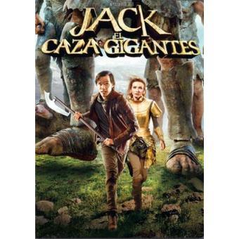 Jack el caza gigantes - DVD