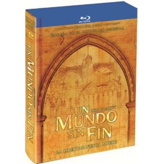 Un mundo sin fin  Miniserie - Blu-Ray
