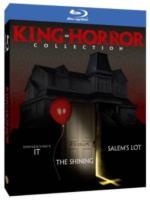 King of Horror Collection - It + El resplandor + Phantasma II - Blu-Ray