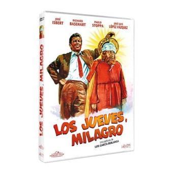 Los jueves, milagro - DVD