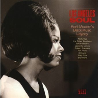 Los Angeles Soul Kentmoderns Black