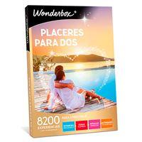 Caja Regalo Wonderbox - placeres para dos