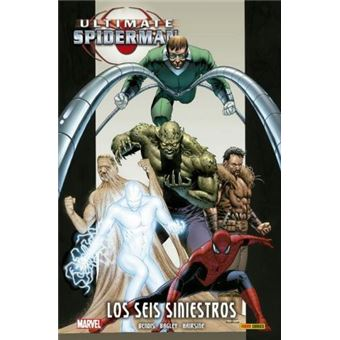 Ultimate Spiderman 5: Los Seis Siniestros