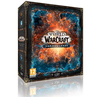 World Of Warcraft Shadowlands Ed Coleccionista PC