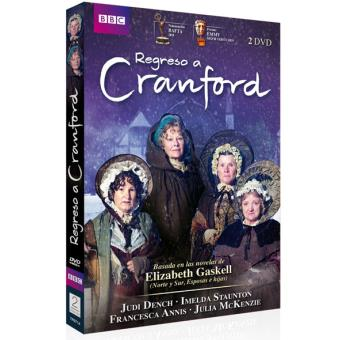 Pack Regreso a Cranford - DVD