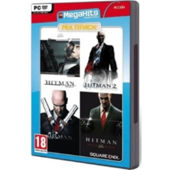 Hitman Trilogy Megahits PC