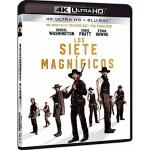Los siete magníficos  (Formato Blu-Ray + 4K Ulltra UHD)