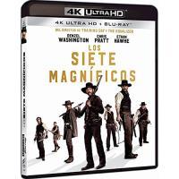 Los siete magníficos  - UHD + Blu-Ray