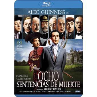 Ocho sentencias de muerte - Blu-Ray