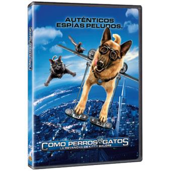 Como perros y gatos 2: La revancha de Kitty Galore - DVD
