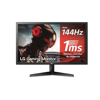 Monitor gaming LG 24GL600F-B 24'' 144Hz Full HD