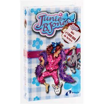Pack Junie B. Jones catalán - incluye n.º 4, 5 y 6