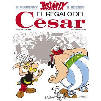 Astérix Nº 21 - El regalo del César