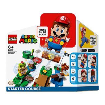LEGO® Super Mario™ 71360 Pack Inicial: Aventuras con Mario