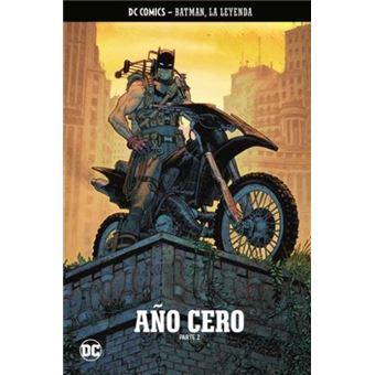 Batman, la leyenda num. 02: Batman: Año cero (Parte 2)