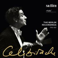 Sergiu Celibidache: The Berlin Recordings, 1945-1957