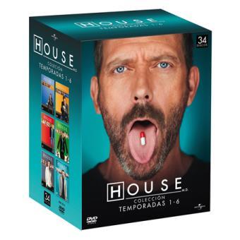 Pack House (Temporadas 1 a 6) - DVD