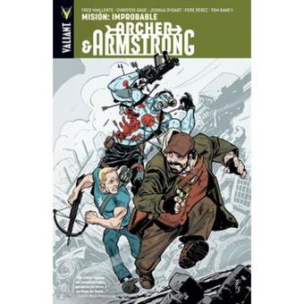 Archer & Armstrong 5: Misión improbable